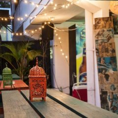 Отель La Hamaca Hostel Гондурас, Сан-Педро-Сула - отзывы, цены и фото номеров - забронировать отель La Hamaca Hostel онлайн интерьер отеля фото 3