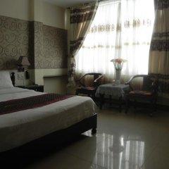 DMZ Hotel 2* Номер Делюкс с различными типами кроватей фото 2