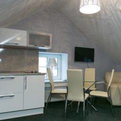 Апартаменты на Поварской Студия с различными типами кроватей фото 4