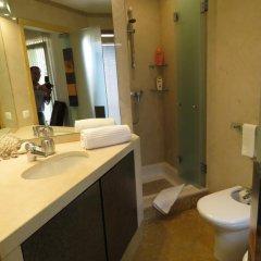 Отель Villa do Laguna ванная фото 2