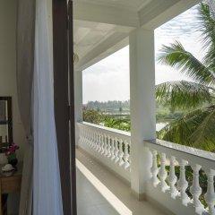 Отель Luna Villa Homestay 3* Номер Делюкс с различными типами кроватей фото 6