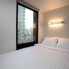 K-POP HOTEL Dongdaemun 2* Стандартный номер с двуспальной кроватью фото 9