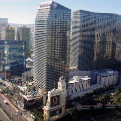 Отель Penthouses at Jockey Club США, Лас-Вегас - отзывы, цены и фото номеров - забронировать отель Penthouses at Jockey Club онлайн балкон