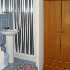 Отель Pensão Pérola da Baixa сейф в номере