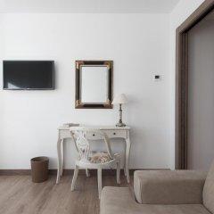 Отель Suite Home Sardinero 3* Люкс с различными типами кроватей