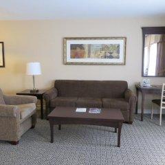 Отель Tuscany Suites & Casino 3* Люкс с различными типами кроватей фото 2