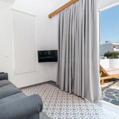 Отель Alexander Studios & Suites - Adults Only комната для гостей фото 5