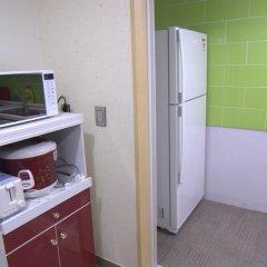 Kimchee Downtown Guesthouse - Hostel Люкс повышенной комфортности с различными типами кроватей
