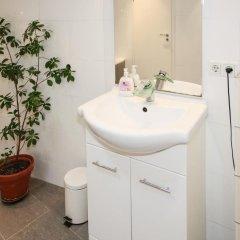 Отель Mainhatten Apartment Германия, Франкфурт-на-Майне - отзывы, цены и фото номеров - забронировать отель Mainhatten Apartment онлайн ванная