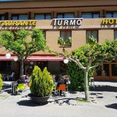 Отель Turmo гостиничный бар