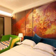 Апартаменты Guangzhou Chimelong Heefun International Service Apartment Студия фото 3