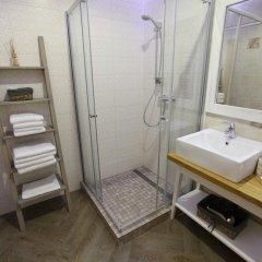 Гостиница Grace Apartments Украина, Борисполь - отзывы, цены и фото номеров - забронировать гостиницу Grace Apartments онлайн ванная