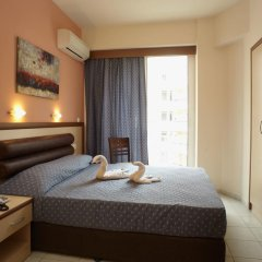 Отель Pearl 2* Стандартный номер с различными типами кроватей фото 7