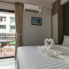 Отель Lada Krabi Express 3* Стандартный номер с различными типами кроватей фото 6