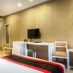 Saga Hotel 2* Номер категории Эконом с различными типами кроватей фото 2