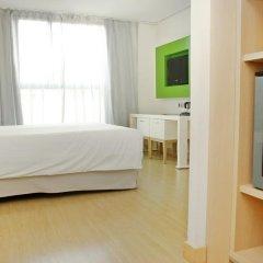 DoubleTree by Hilton Hotel Girona 4* Стандартный номер с различными типами кроватей фото 8