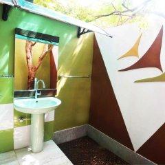 Отель Pelican View Cottages Шри-Ланка, Катарагама - отзывы, цены и фото номеров - забронировать отель Pelican View Cottages онлайн ванная