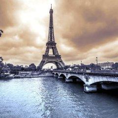 Отель De Lille Франция, Париж - отзывы, цены и фото номеров - забронировать отель De Lille онлайн приотельная территория