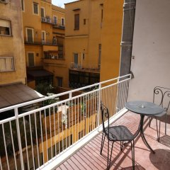 Отель Residenza San Sebastianello балкон