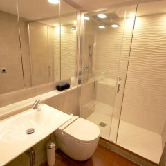 Отель Fraternitat Sdb Барселона ванная