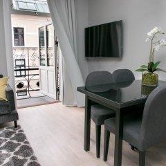 Апартаменты Frogner House Apartments - Odins Gate 10 Апартаменты с различными типами кроватей фото 11