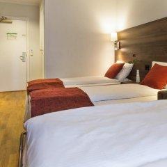 Park Inn by Radisson Oslo Airport Hotel West 3* Стандартный номер с различными типами кроватей фото 10