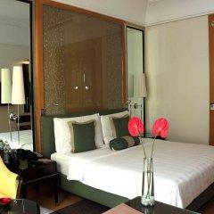 Отель Trident, Gurgaon 5* Стандартный номер с различными типами кроватей