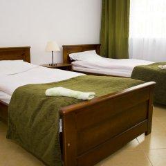 Отель SCSK Brzeźno 2* Номер Делюкс с различными типами кроватей фото 9