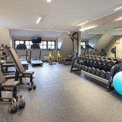 Отель Scandic Sørlandet фитнесс-зал