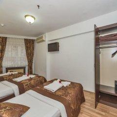 Kuran Hotel International 3* Люкс с различными типами кроватей фото 3