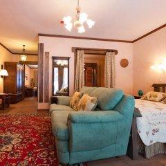 Шале-Отель Таежные Дачи 4* Апартаменты с различными типами кроватей