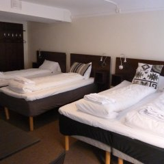 Отель Castle House Inn 2* Стандартный номер с различными типами кроватей (общая ванная комната)