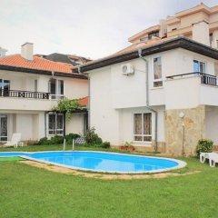 Отель Villas Bilyana Болгария, Равда - отзывы, цены и фото номеров - забронировать отель Villas Bilyana онлайн бассейн фото 3