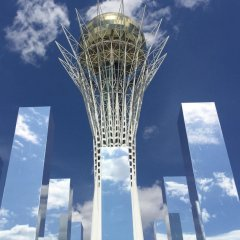 Гостиница Азамат Казахстан, Нур-Султан - 2 отзыва об отеле, цены и фото номеров - забронировать гостиницу Азамат онлайн