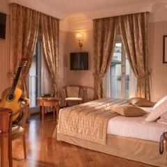 Отель Albergo Ottocento 4* Стандартный номер с различными типами кроватей фото 6