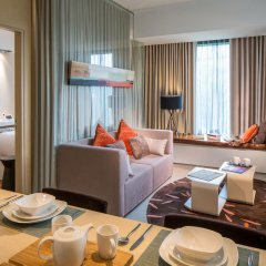 Отель Park Avenue Rochester 4* Люкс с различными типами кроватей