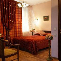 Мини-Отель Капитель Стандартный номер с различными типами кроватей