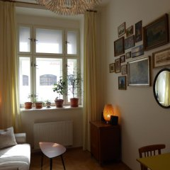 Отель Prague Getaway Homes Slavojova 4* Апартаменты фото 7
