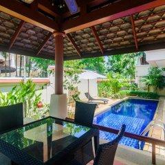 Отель Luxury villa in Laguna Village by Indreams балкон