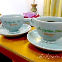 Отель The Garden Place Pattaya 2* Студия с различными типами кроватей фото 6