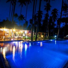 Отель Lipa Bay Resort бассейн фото 2