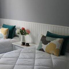 Hostel Cruz Vermelha Стандартный номер 2 отдельные кровати фото 4