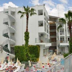 Club Atrium Hotel Мармарис пляж