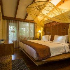 Отель Sawasdee Village 4* Номер Делюкс с двуспальной кроватью