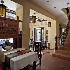Thien Thanh Green View Boutique Hotel спа