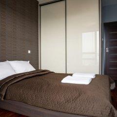 Отель Platinum Towers Central Apartments Польша, Варшава - отзывы, цены и фото номеров - забронировать отель Platinum Towers Central Apartments онлайн комната для гостей фото 3