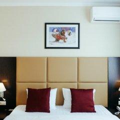 Апарт-отель Форвард 4* Стандартный номер с двуспальной кроватью фото 12