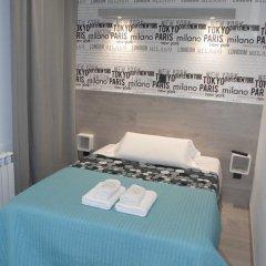 Отель Fuencarral Rooms Стандартный номер с различными типами кроватей фото 7