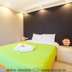 Отель Defne Suites Улучшенные апартаменты с различными типами кроватей фото 19
