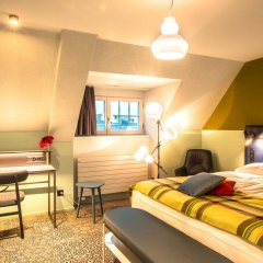 Best Western Hotel Bristol 4* Номер Бизнес с различными типами кроватей фото 3